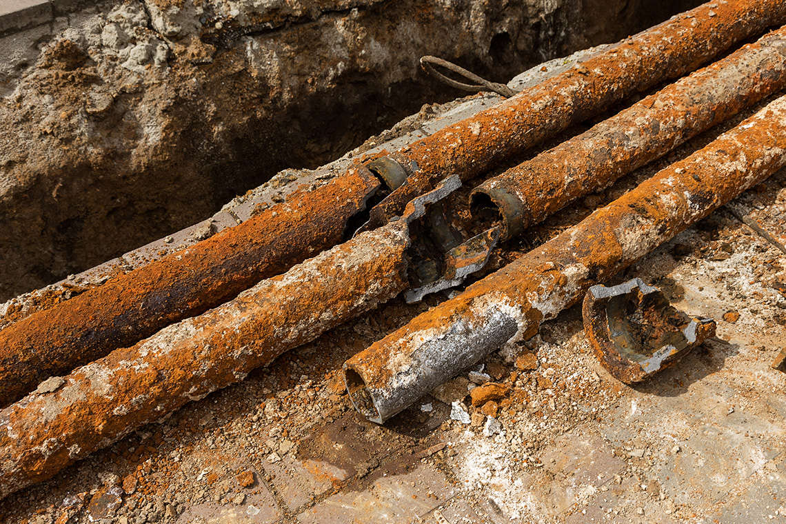 Cast Iron Pipes Lawsuit Hero Image