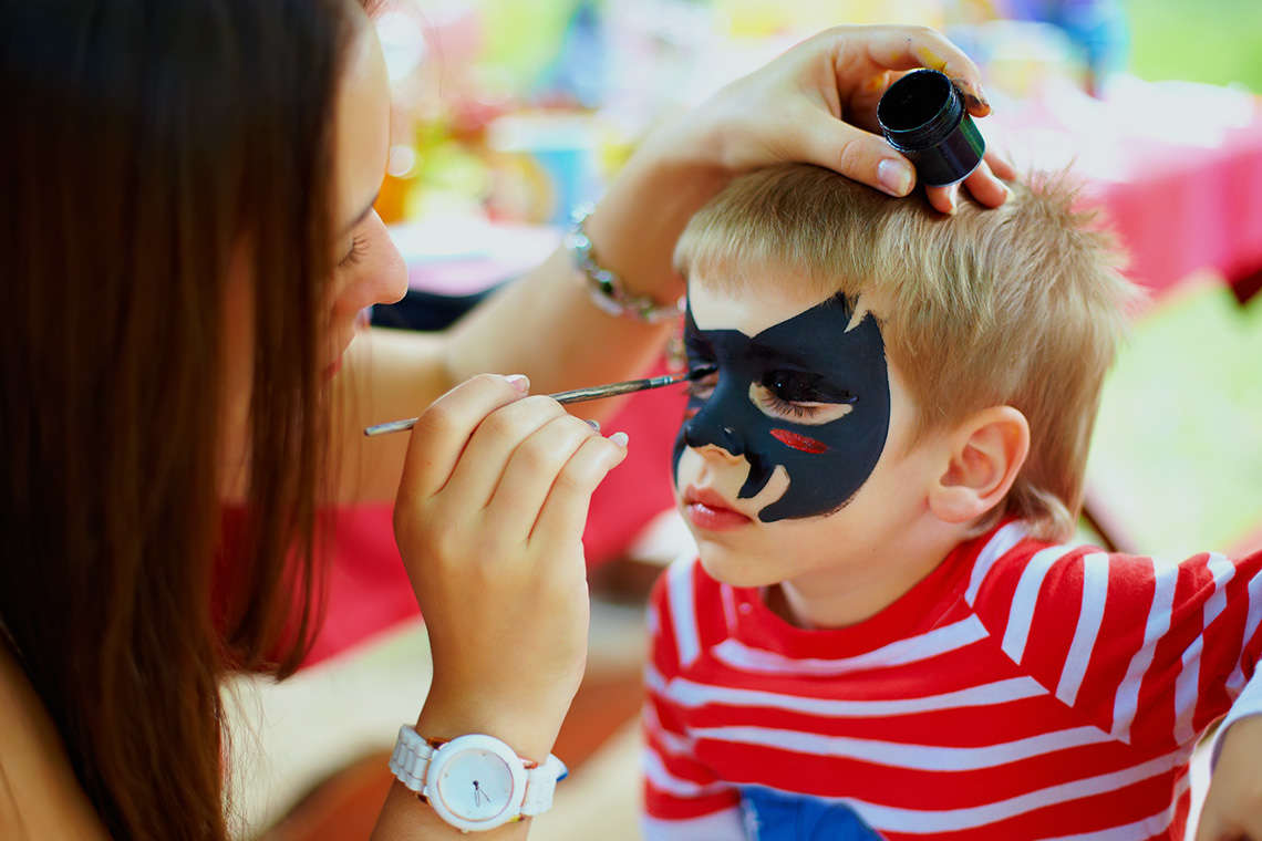 Is Your Child's Halloween Makeup Tainted with Lead? Image