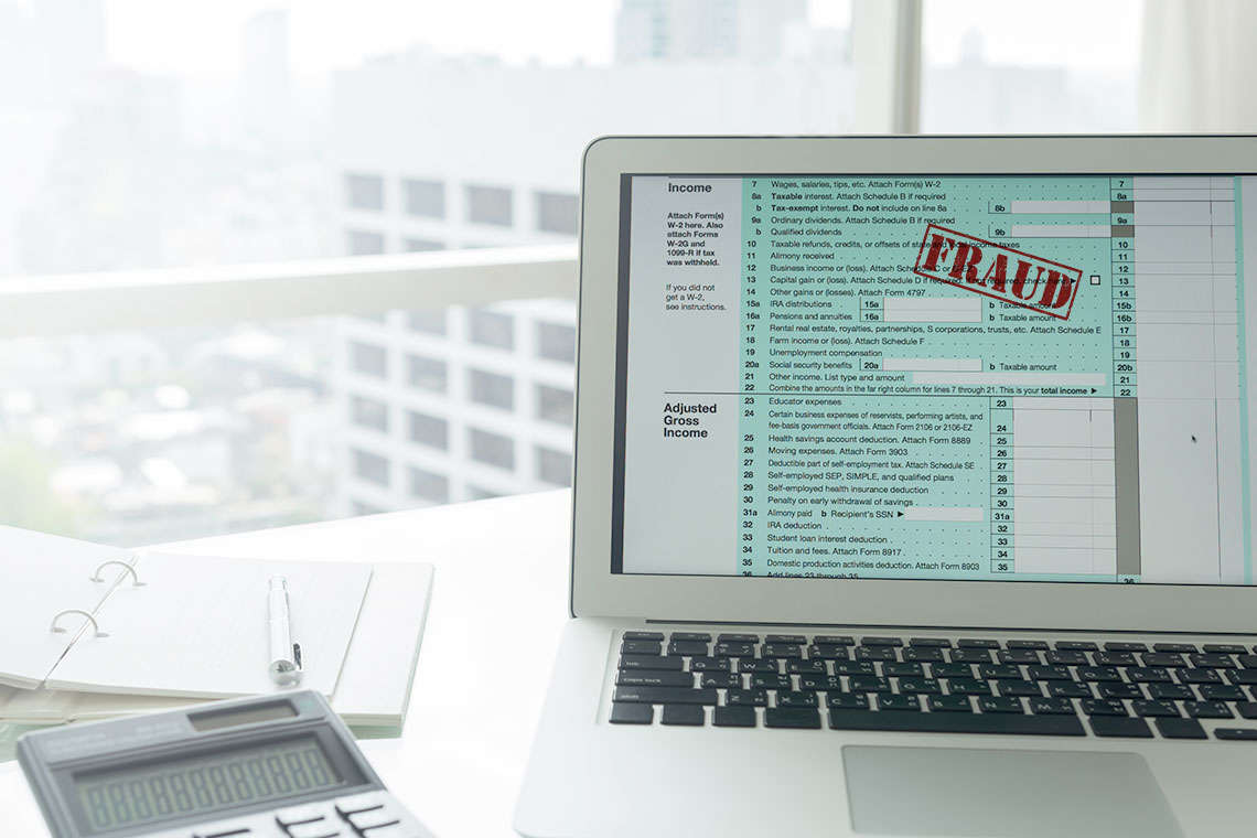 Don\'t Fall Victim Tax Phishing Scams