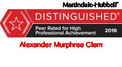 Alexander Murphree Clem AV Rated